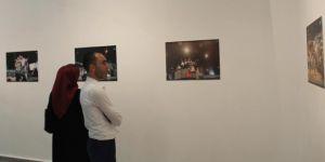 Diyarbakır Sümer Park'ta 15 Temmuz fotoğraf sergisi açıldı