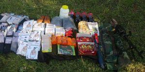 Bingöl Yayladere'de 1 PKK'li yakalandı
