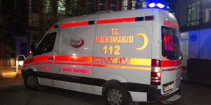 Gaziantep Nurdağı'nda otomobilin çarptığı genç kız hayatını kaybetti