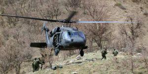 Yeşil kategoride aranan PKK'li Kars Kağızman'da öldürüldü