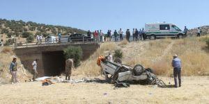 Mardin-Diyarbakır Karayolunda kaza: 3 ölü