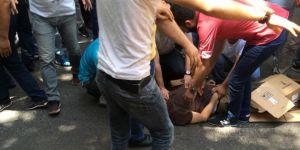 Diyarbakır'da 8'inci kattan atlayan Cihan Geçkil hayatını kaybetti
