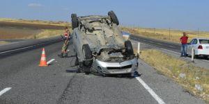 Şanlıurfa Hilvan'da kaza: 1 ölü 4 yaralı