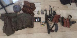 Bingöl Yedisu'da 1 PKK'li teslim oldu