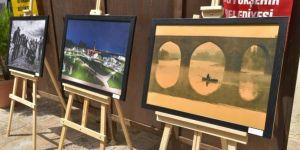 Diyarbakır Büyükşehir Belediyesi, Kırık Çizgilerden Memleket Manzaraları sergisi açtı
