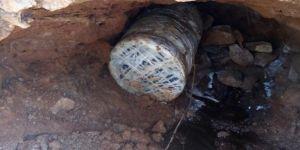Bitlis Hizan'da karayoluna döşenen patlayıcı imha edildi