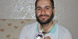 Suriyeli Resul Türkiye'yi milli müsabakalarda temsil etmek istiyor