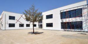Diyarbakır Büyükşehir Belediyesinin inşa ettiği Bismil Koordinasyon Merkezi tamamlandı