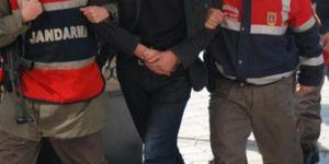 FETÖ'den aranan Ağrı Hamur'daki yol kontrollerinde yakalandı