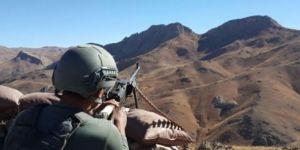 Kato Dağı'nda 5 PKK'li öldürüldü