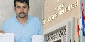 Bursa Belediyesine ataması olan genç İslami kimliğinden ötürü işe alınmadı