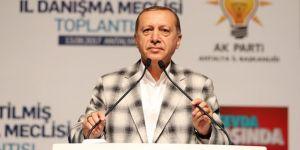 """Cumhurbaşkanı Erdoğan'dan """"Enis Berberoğlu"""" açıklaması"""