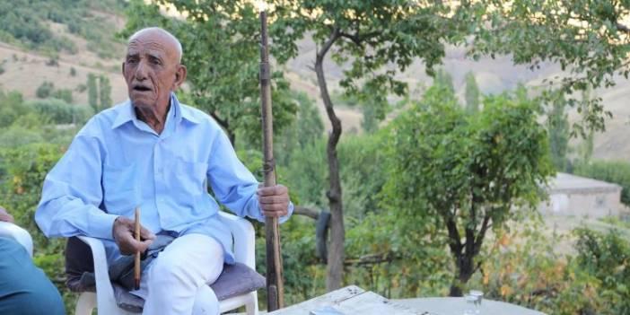 'Sason İsyanı'nın 122 yaşındaki tanığı o günleri anlattı