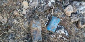 Diyarbakır'da el yapımı patlayıcılar ele geçirildi