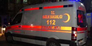 Diyarbakır Kulp'ta çatışma: 1 güvenlik korucusu yaralı