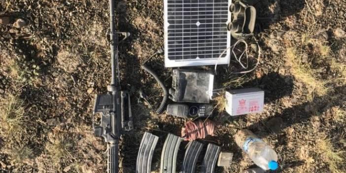 Van Başkale'de saldırı hazırlığındaki 4 PKK'li öldürüldü