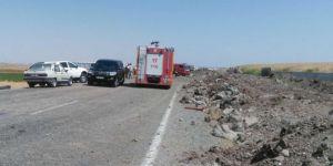 Diyarbakır-Bismil Karayolunda patlama: Yaralılar var