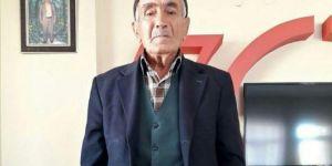 Diyarbakır Bismil'de hafıza kaybı olan Selahattin Gümürcü kayıp