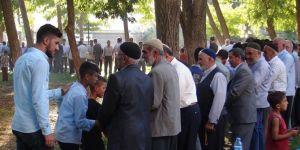 HÜDA PAR'dan Silvan'da bayramlaşma programı