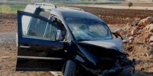 Gaziantep Nurdağı'nda kaza: 1 ölü 3 yaralı