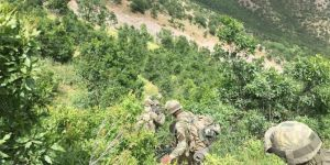 Ağrı Diyadin'de 5 PKK'li öldürüldü
