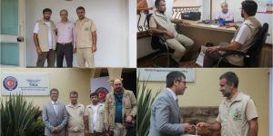 Avrupa Yetim-Der ve İHO Ebrar'dan Kenya'daki dış temsilciliklere ziyaret