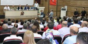 Siirt'te okullarda alınacak güvenlik tedbirleri masaya yatırıldı