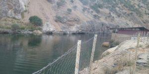 Karakoçan Pembelik Barajında kaybolan adamın cansız bedenine ulaşıldı