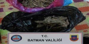 Diyarbakır Bismil'de satışa hazır esrar ele geçirildi