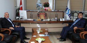 Van Valisi Zorluoğlu'ndan VASKİ'ye ziyaret