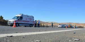 Gaziantep-Nizip Karayolunda kaza: 2 ölü 2 yaralı