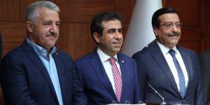 Bakan Ahmet Arslan Diyarbakır'da