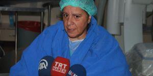İstanbul'dan Diyarbakır'a tedavi olmak için geldi