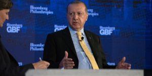 Erdogan di Forma Kar de wê desteka ku Amerîka dide PKKê anî rojevê