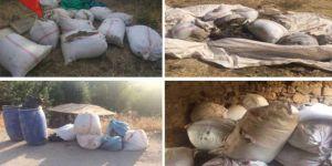 Diyarbakır'da 3 ton 132 kilo esrar ele geçirildi