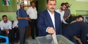 HÜDA PAR İdil İlçe Başkanı Ersoy yeniden seçildi