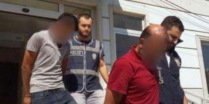 Akçakale'de dolandırıcılık yaptığı belirtilen 2 kişi tutuklandı