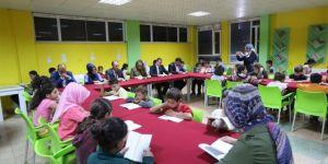 Gaziantep'te kitap okuma etkinliği düzenlendi