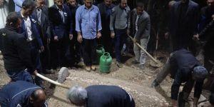 PKK saldırısında yaralanan korucu defnedildi