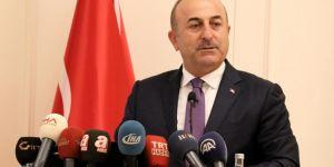 """""""Suriye'nin toprak bütünlüğünü korumak için siyasi çözüm önemlidir"""""""