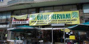 Diyarbakır'da ihtiyaç sahibi aileler yararına kermes