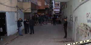 Diyarbakır Bağlar Şeyh Şamil Mahallesinde 7'nci kattan düşen kadın hayatını kaybetti