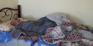 Çınar'da sağlam raporu verilen yatalak hasta hayatını kaybetti