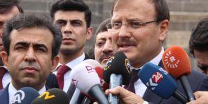 Başbakan Yardımcısı Çavuşoğlu'ndan Bursa'daki patlamaya ilişkin açıklama