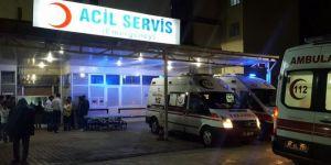 Silvan'da üç aracın karıştığı kazada bir kişi hayatını kaybetti