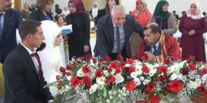 """First """"mufti marriage"""" performs in Diyarbakır"""