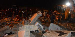 Kozluk'ta göçük: Bir ölü 6 yaralı
