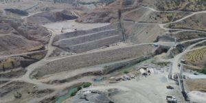 Kale Barajının yapım çalışmaları sürüyor