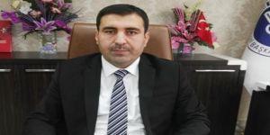 Çınar'a atanan yeni müftü Abdulhamit Turgut görevine başladı