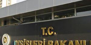 Dışişleri Bakanlığı Tuzhurmatu'daki saldırıyı kınadı